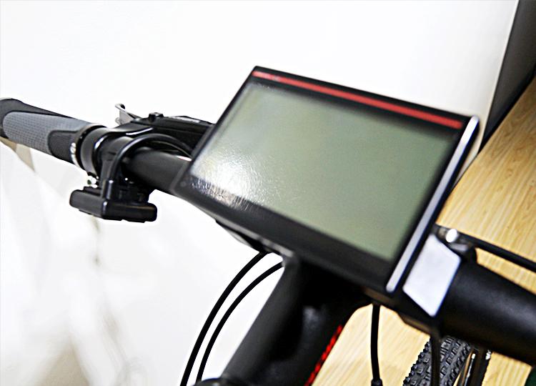 Электрический горный велосипед LEEM9512
