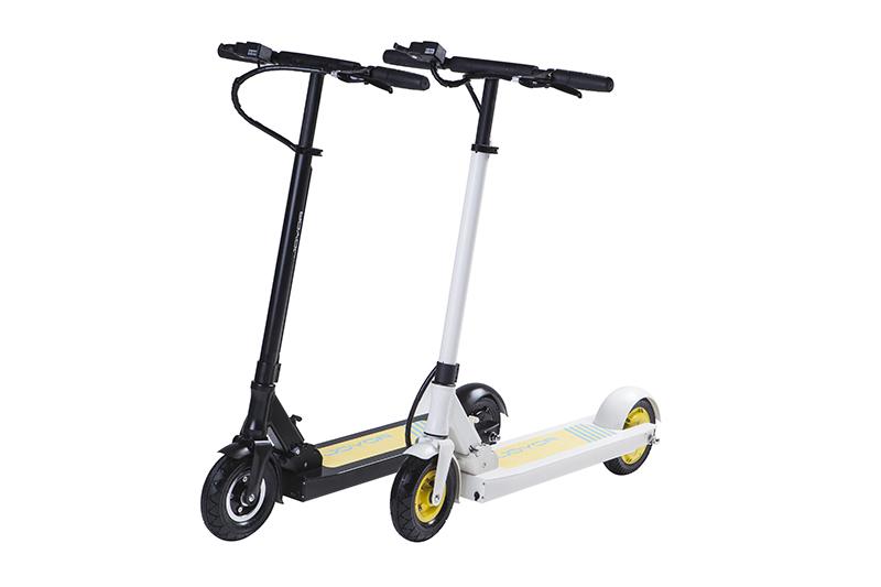 Электрический скутер A & F SERIES