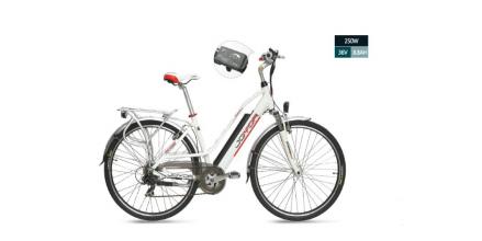 LEEW1720 Электрический Городской Велосипед