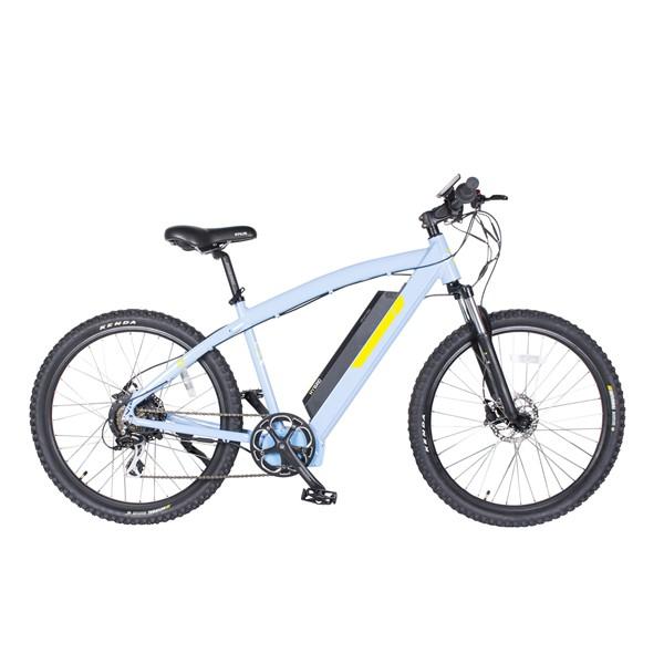 LEEW9320 Электрический Городской Велосипед